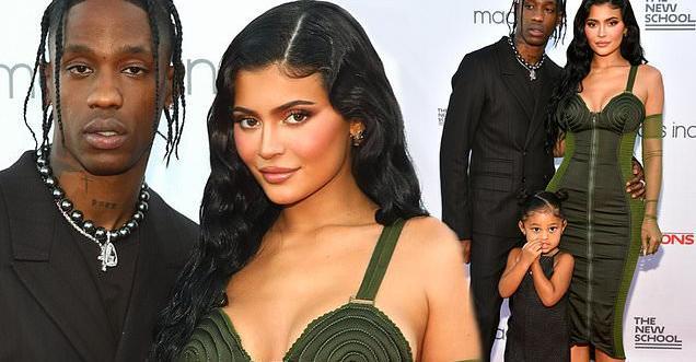 Travis Scott, Kylie Jenner confirm reconciliation